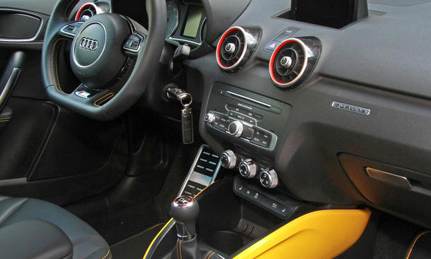 Audi S1: Tuning von B&B