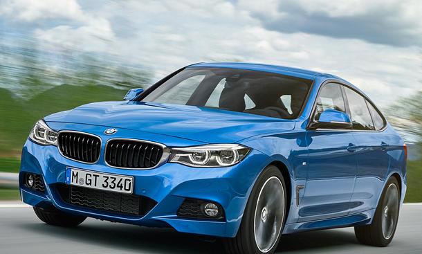 Bmw 3er Gt Facelift 2016 Preis Update Autozeitung De