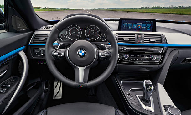 bmw 3er gt facelift 2016 preis update bild 6. Black Bedroom Furniture Sets. Home Design Ideas