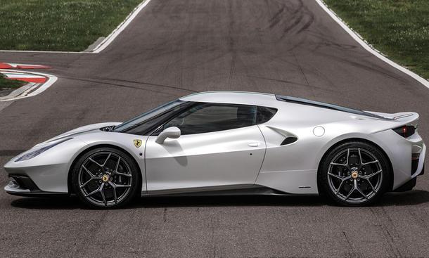 Ferrari 458 Mm Speciale Einzelstck Autozeitung