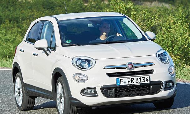 Fiat 500X: Ab 16.990 Euro
