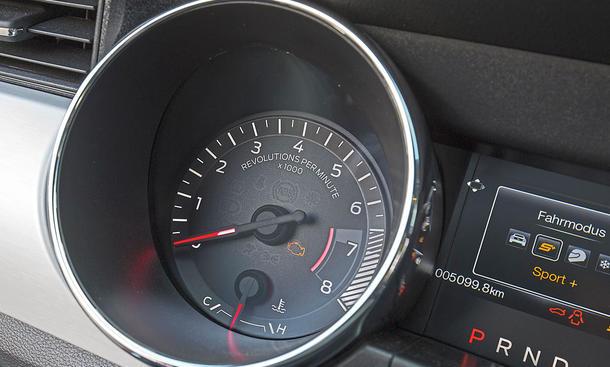 Ford Mustang GT V8 (2016)
