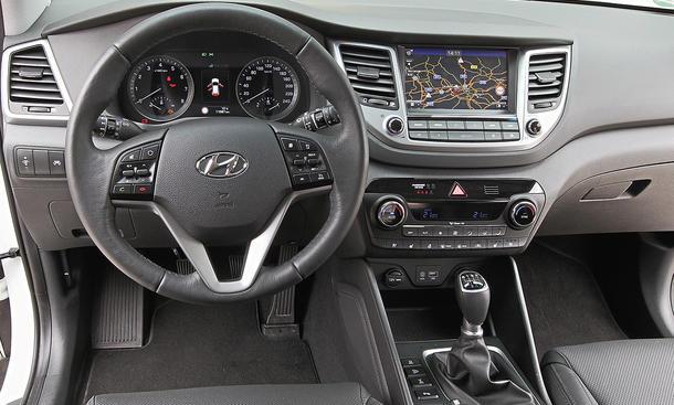 Hyundai Tucson 1.6 T-GDI 4WD (2016)