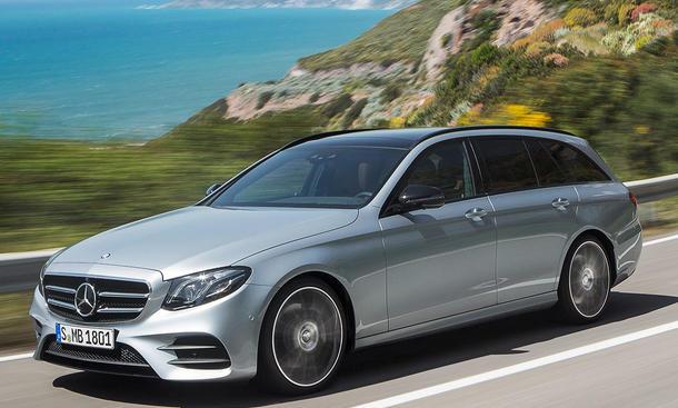 Mercedes E-Klasse T-Modell (2016): Preis