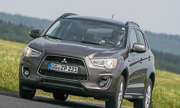 Mitsubishi ASX: Ab 18.990 Euro