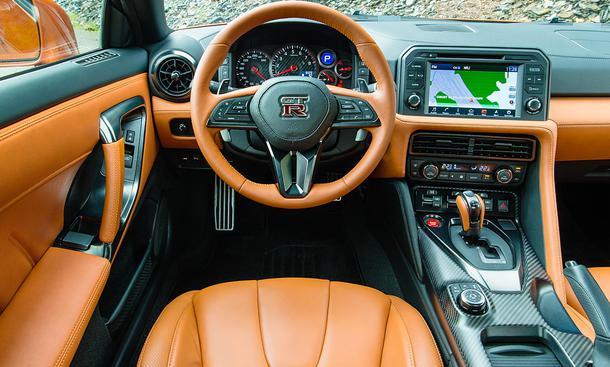 Neuer Nissan GT-R