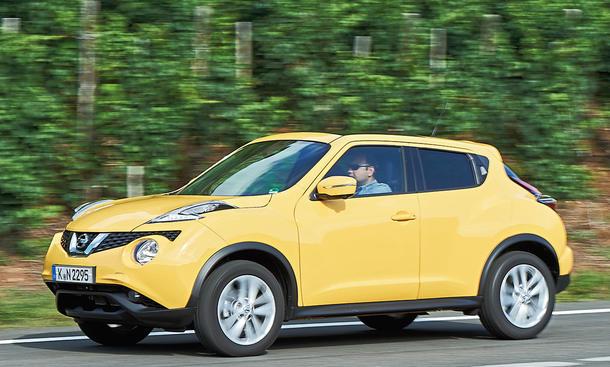 Nissan Juke: Ab 15.870 Euro