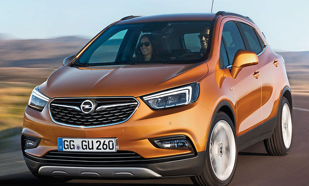 Opel Mokka X: Ab 18.990 Euro