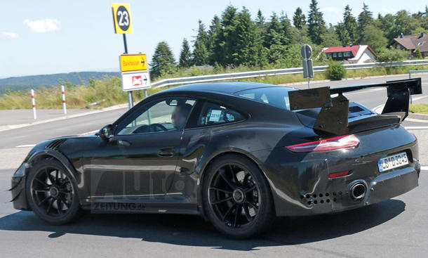 porsche 911 gt2 rs 2016 neue fotos bild 11. Black Bedroom Furniture Sets. Home Design Ideas