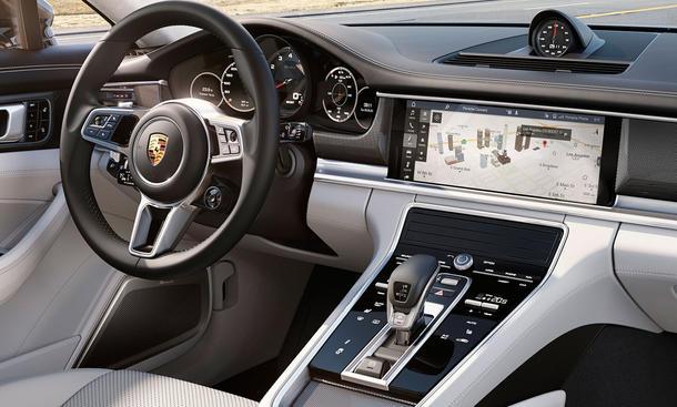Porsche Panamera II (2016)