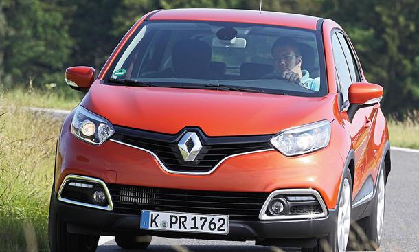 Renault Captur: Ab 15.490 Euro