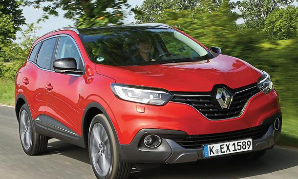 Renault Kadjar: Ab 19.990 Euro