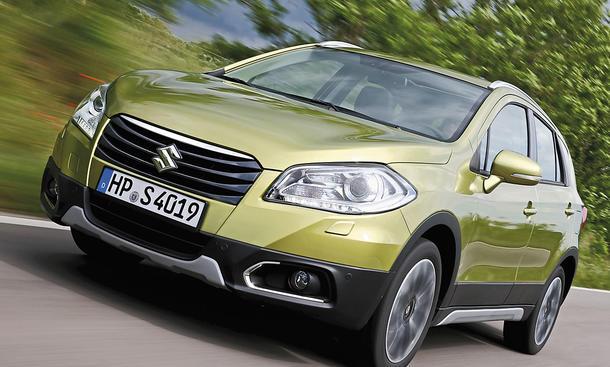 Suzuki SX4 S-Cross: Ab 19.490 Euro