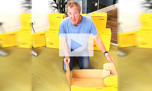 Clarkson & May: DHL-Challenge