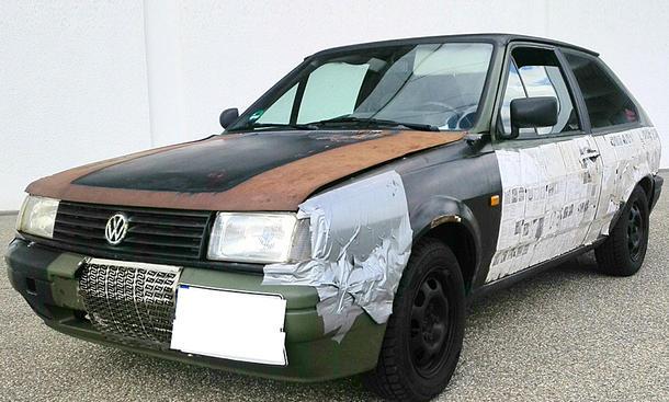 VW Polo: Kurioser Anzeigentext auf Ebay