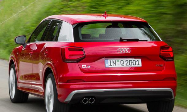 Audi Q2 (2016)