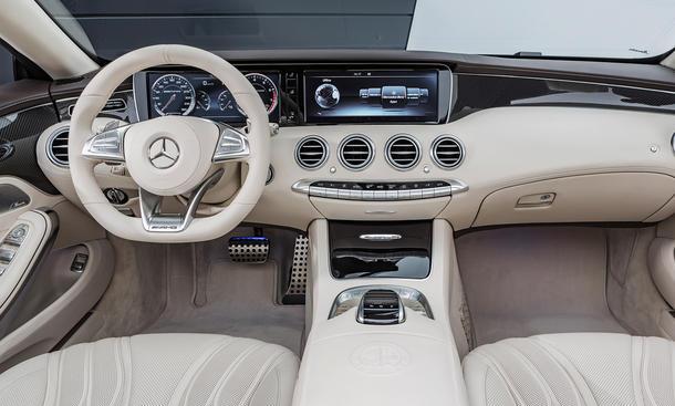 Testfahrt im Mercedes S 500 Cabriolet