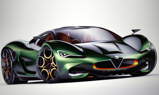 Alfa, baut uns bitte dieses Auto!