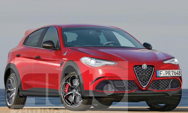 Alfa-Romeo SUV (2019)