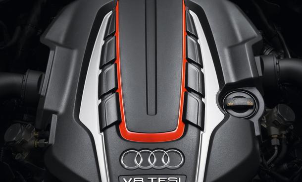Audi V8 4.0 TFSI