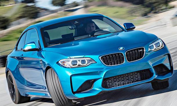 BMW M2: Geräusche am Hinterachsdifferential