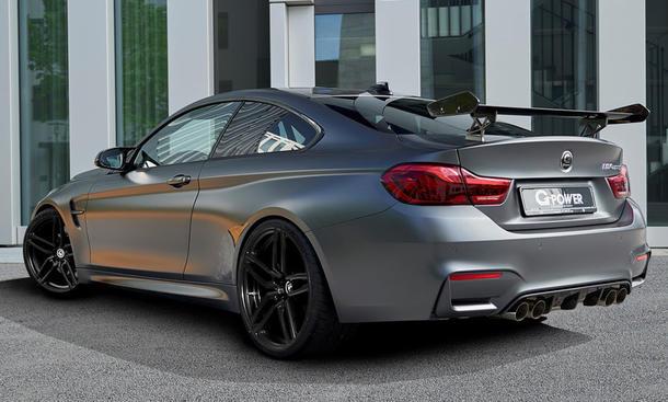 320+ km/h im G-Power M4 GTS