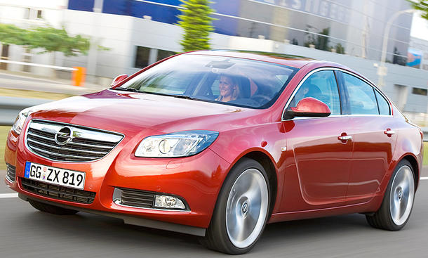 Gebrauchter Opel Insignia