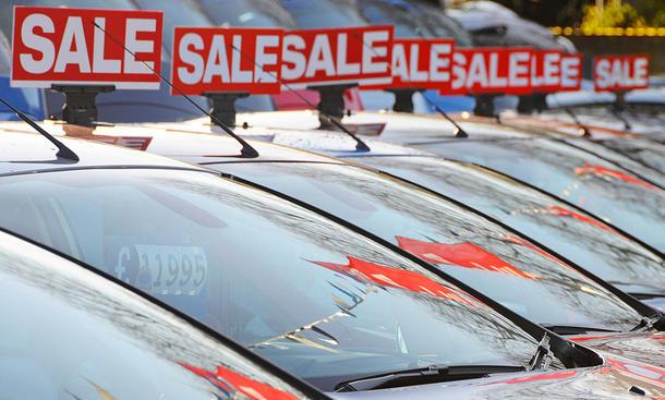 Gebrauchtwagen kaufen