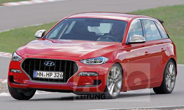 Neuer Hyundai i30 N