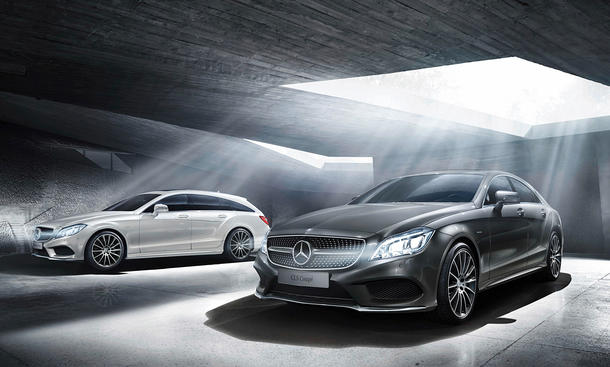 Mercedes CLS Final Edition: Sondermodelle
