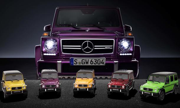 mercedes g klasse modellautos
