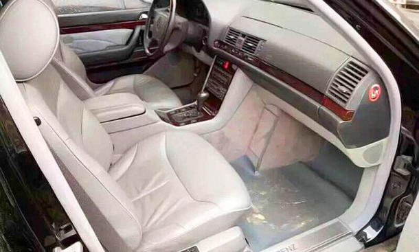 Mercedes S-Klasse W140 Pullman zum Verkauf