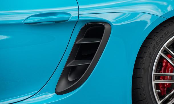 So fährt der neue Porsche Cayman