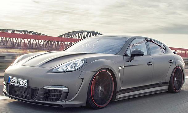 Porsche Panamera von Prior Design