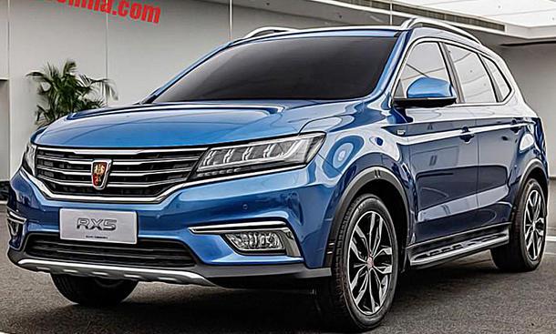 Chinas erstes Smartcar