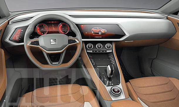 seat leon 2019 erste fotos bild 2. Black Bedroom Furniture Sets. Home Design Ideas