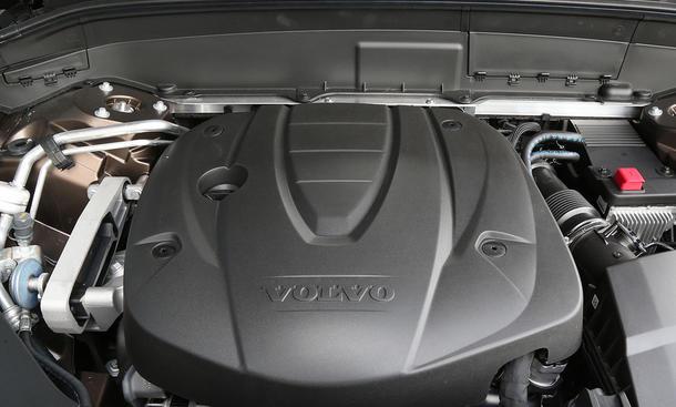 Volvo XC90 D4/Mercedes GLE 250 d: Vergleich