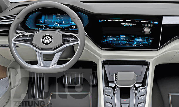 vw golf 8 2019 erste informationen. Black Bedroom Furniture Sets. Home Design Ideas