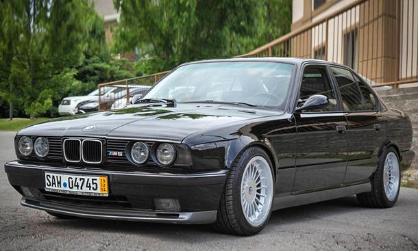 BMW M5 (E34): Verkauf