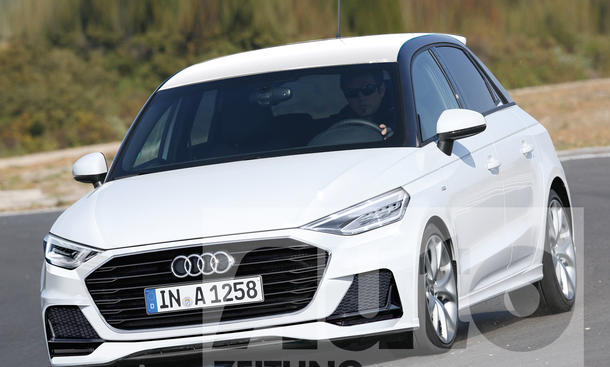 Audi A1 (2018): Neue Informationen - autozeitung.de