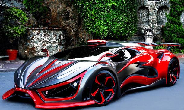 Inferno Automobili: Erste Informationen