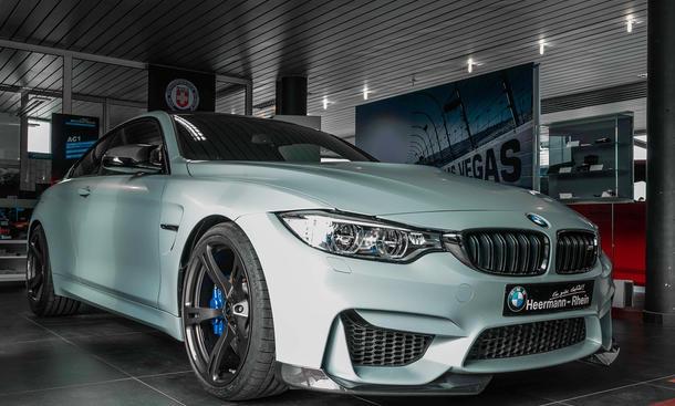 BMW M4 Coupé: Tuning von Heermann Rhein