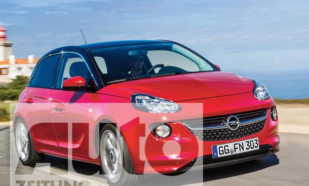 Opel Adam 4-Türer (?)