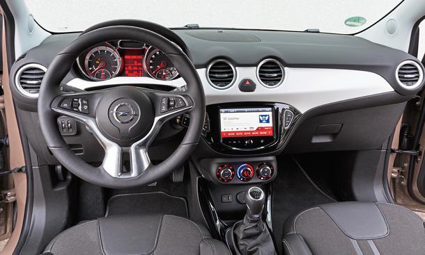 Opel Adam X (2018)