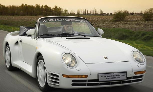 Porsche 959 Cabriolet: Verkauf