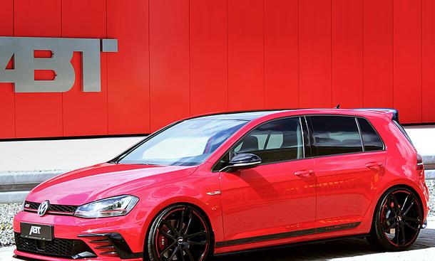 VW Golf GTI Clubsport: Tuning von ABT