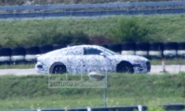 Audi A7 (2018): Erste Fotos