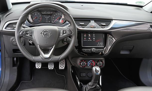 Opel Corsa OPC (2016)
