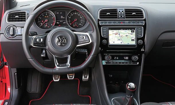 VW Polo GTI (2016)