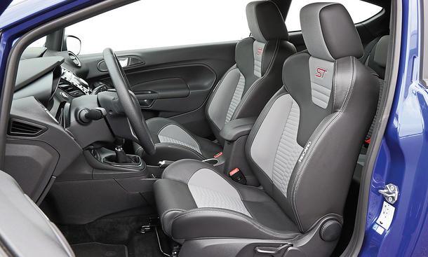 Ford Fiesta ST (2016)